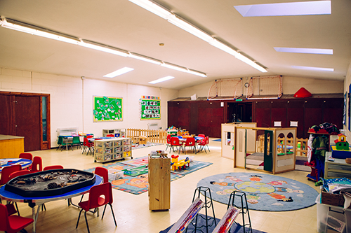 First Friends Nursery School Basingstoke